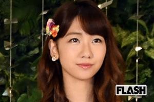 AKB48柏木由紀「キレイすぎる乃木坂46」に白旗上げる覚悟