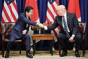 トランプ大統領「自分ファースト」訪日計画に日本政府あたふた