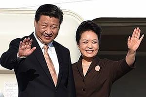 中国で向かうところ敵なしの「習近平」妻には頭上がらず
