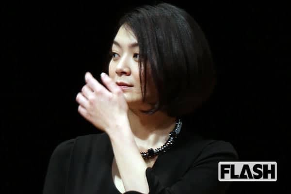 田畑智子さんのポートレート