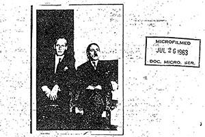 アメリカが公開したCIA文書に「ヒトラーは生きている」報告