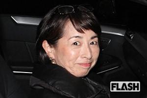阿川佐和子がピーターの家でジャグジー入るももう一人男が