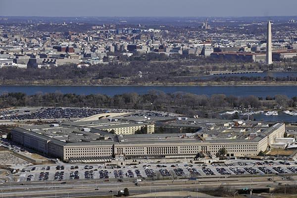 『写真:国防総省』