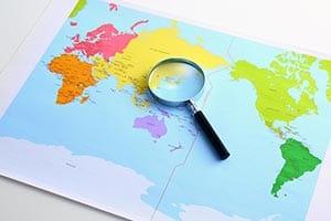 【QUIZで鍛えるビジネス算数脳】地図の塗り分け