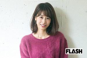 宮根誠司が語るカトパン「女子アナの歴史に残る」逸材