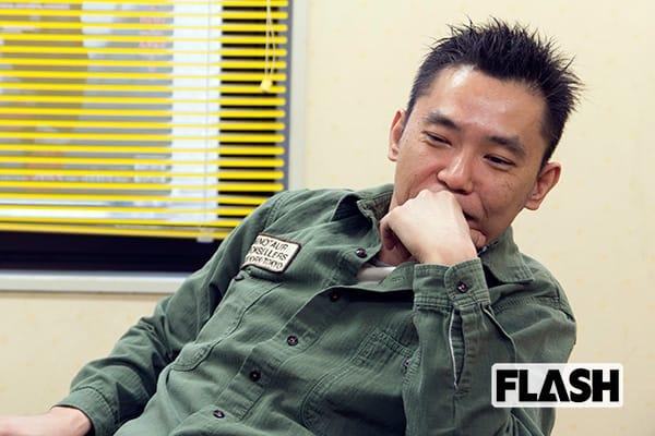 妻にバラされた「太田光」家ではピョン吉Tシャツしか着ない