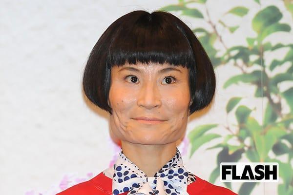 大西礼芳さんのポートレート