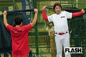 【赤ヘル打線の名脇役】今井譲二「いまは野球塾の校長」