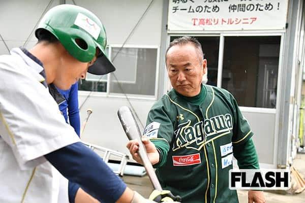 【赤ヘル打線の名脇役】西田真二は四国独立リーグで監督