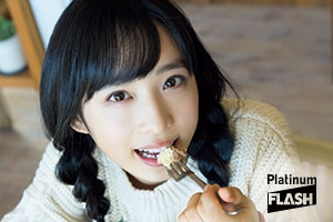 AKB48チーム8 小栗有以「世界で一番可愛い妹」