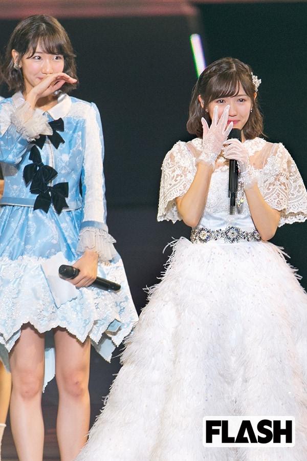 渡辺麻友「卒業コンサート」で見せた「特別な思い」