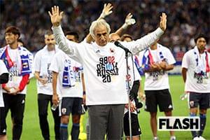 ロシアW杯日本突破へ「元日本代表FW城彰二」の提言