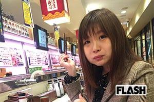 本当に美味しい回転寿司のイカは「はま寿司」と「かっぱ寿司」