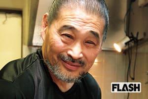 伝説のプロレスラー「谷津嘉章」串焼き店を経営中