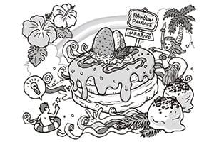ドコモをやめてパンケーキ店を開業「人生の転機」はハワイに