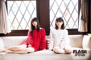 乃木坂46 齋藤飛鳥×堀未央奈〜新たなる夢への階段〜