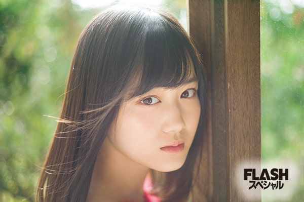 乃木坂46 3期生 山下美月「フラミンゴになりたい」