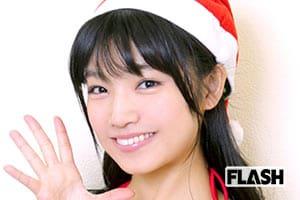 クリスマスまでカウントダウン「G☆Girls」永井里菜とキッス!