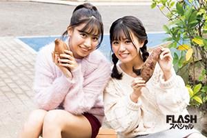 SKE48 荒井優希×高寺沙菜「The Happy Time」