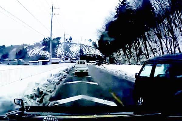 「危険運転」ドラレコ画像(5)身を守る10カ条