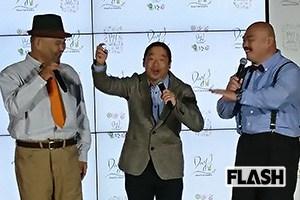 「安田大サーカス」HIRO大病からの復帰で40キロダイエット