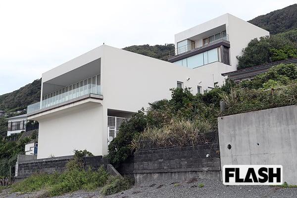 有名人の豪邸を勝手に見に行く(3)サイバーエージェント藤田晋邸