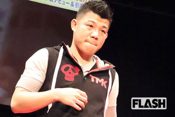 プロボクサー復帰宣言をした「亀田興毅」心配は過剰飲酒生活