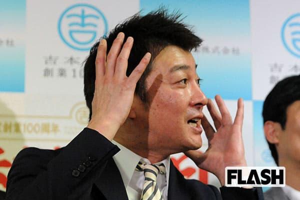 極楽とんぼ「加藤浩次」が山本圭壱との新番組を企画するも反応悪し