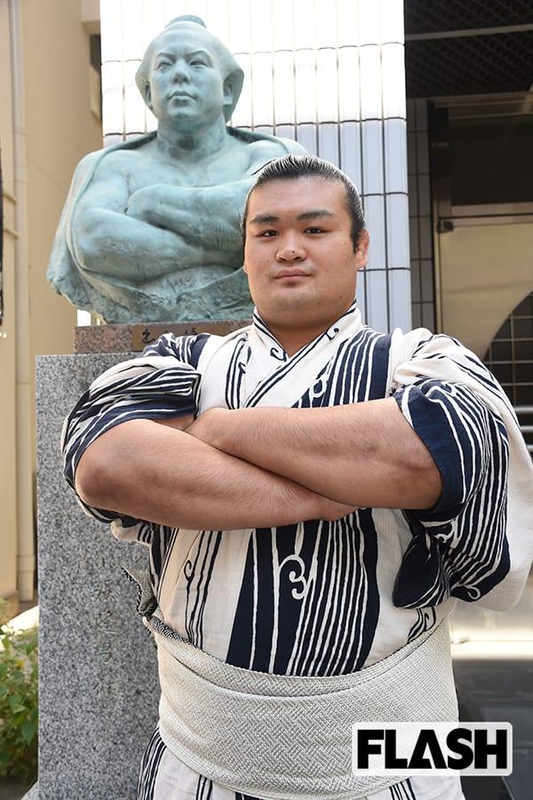 大相撲「千代の国」が「入門当初は豪華な食事にビックリ」