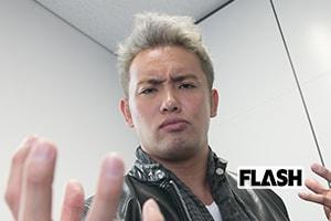 IWGP王者オカダ・カズチカ「結婚前提」美脚アナと破局!