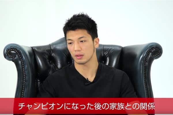 村田諒太×那須川天心 動画編Vol.9 「チャンピオンになった後の家族と…