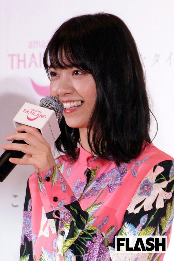 西野七瀬「電影少女」で髪バッサリ「人生初のショートです」