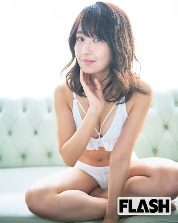 SKE48惣田紗莉渚「現役女子大生のビキニ映え」