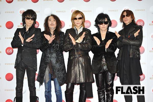 X JAPAN『紅』は「ボツ曲」をHIDEがアレンジして蘇らせた
