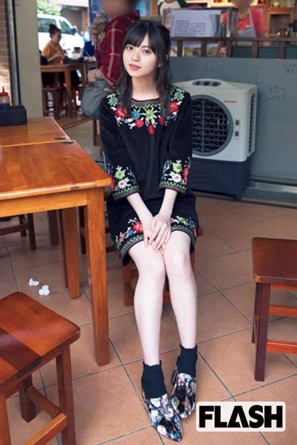 齋藤飛鳥「台湾で聖地巡礼して興奮しちゃいました」