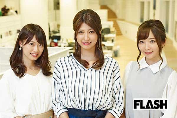 プロデューサーも女子アナも「AbemaTV」を支える美女たち