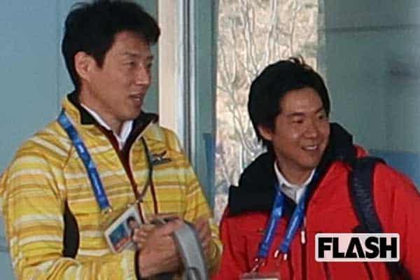 写写丸が見た「平昌五輪」松岡修造に「寒くないの?」と直撃