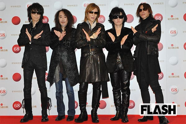 「X JAPAN」ToshlとYOSHIKIでスタジオを破壊した過去