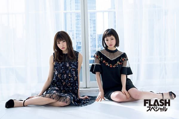 欅坂46 小林由依×今泉佑唯「やっぱり、ゆいちゃんずが好き」