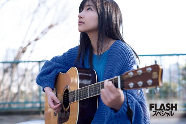NMB48 村瀬紗英 私とギターと夢の続き