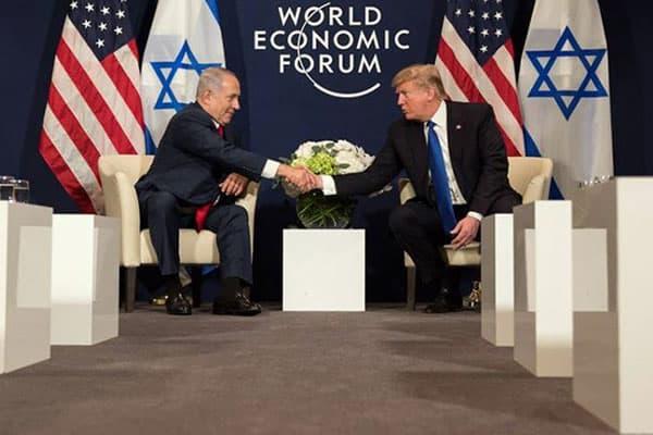 イスラエル「大使館の移転」はトランプ大統領からの贈り物