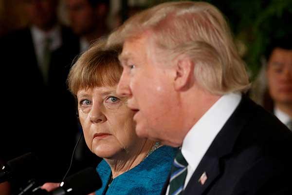 ドイツのメルケル首相は「トランプ大統領」が大嫌い