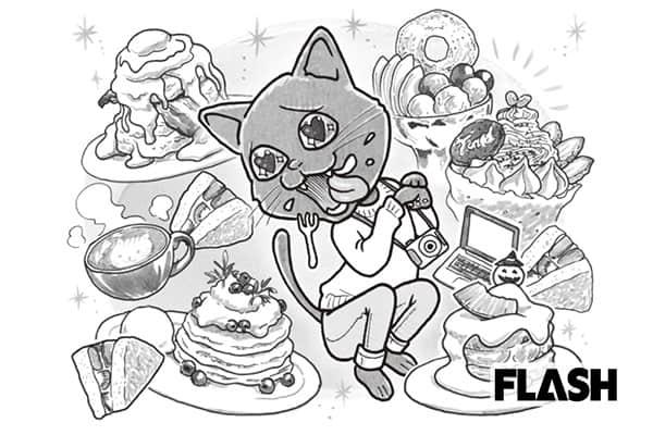 2017年は500皿も「日本一パンケーキを食べている男」の転機