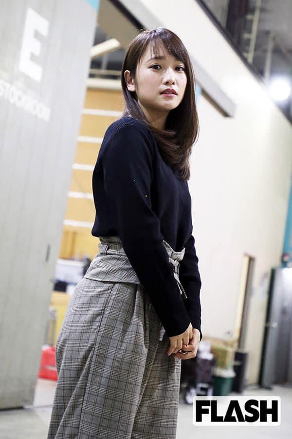 川栄李奈が大激白「AKB48」卒業すると給料が激減するインタビュー「私、適応能力は高いんです(笑)」