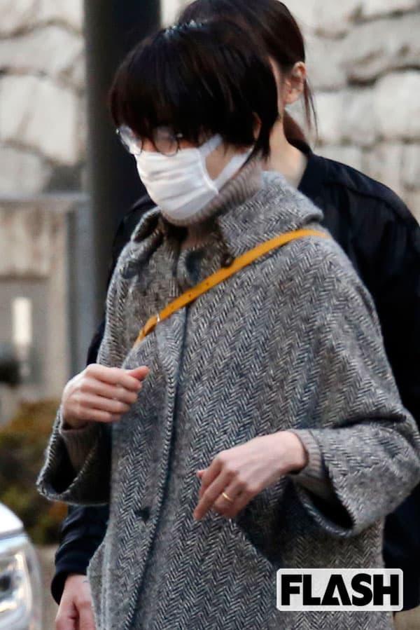 森田剛と結婚「宮沢りえ」左手薬指に輝く「指輪」写真