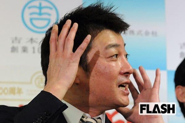 加藤浩次『めちゃイケ』終了で「体を張る仕事」封印宣言