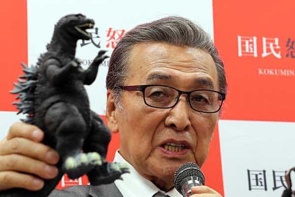 『ゴジラ』第1作に主演した宝田明「ギャラはほとんど剥奪(泣)」