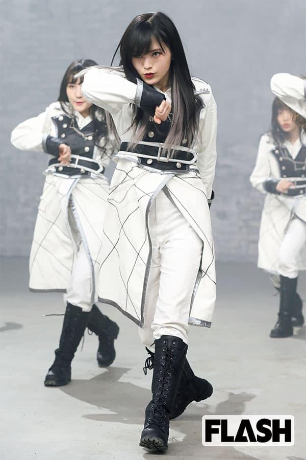 NMB48山本彩「MV現場に独占密着!」