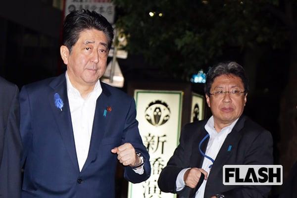 安倍晋三首相が居座る元凶「官邸の黒幕」を直撃!