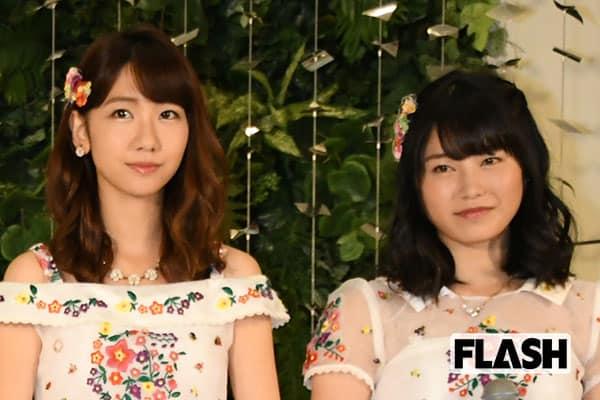 AKB48「横山由依」酔うと柏木由紀に「結婚しましょう」100連発